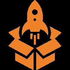 Icone lancement produit