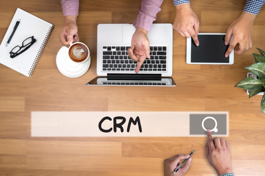 Un CRM pour votre force commerciale