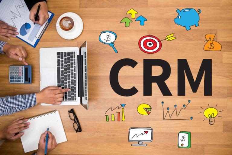 CRM d'entreprise